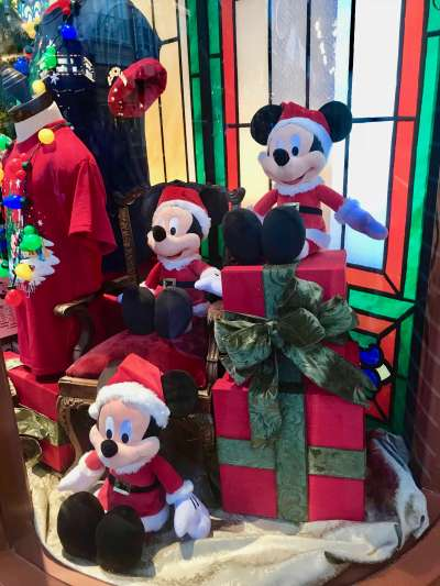 Mickey Mouse Disney world Christmas