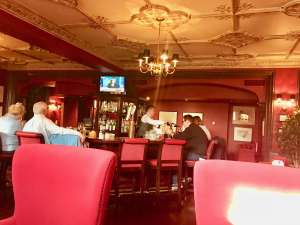 Hay Adams Bar Washington DC