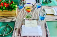 Spicy Margarita lunch at the Four Seasons Punta Mita Mexico