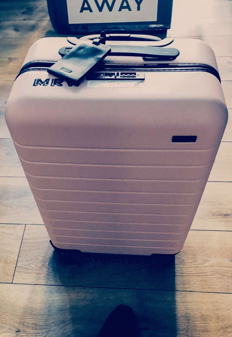 Perfect Carry on Bag Luggage from Away
