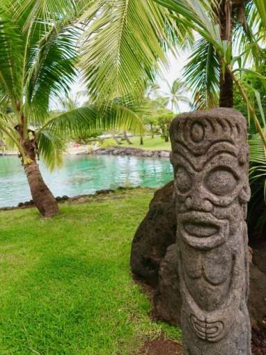 Intercontinental Tiki Tahiti